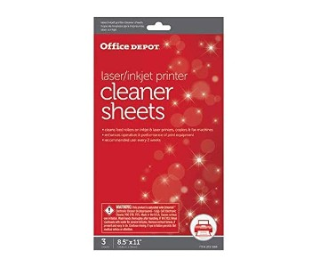 office depot cleaning sheets